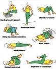 Sacroiliac exercises